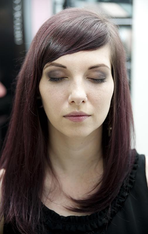Tutorial de maquillaje: sombras de ojos
