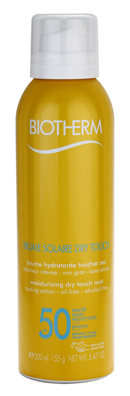 biotherm brume solaire