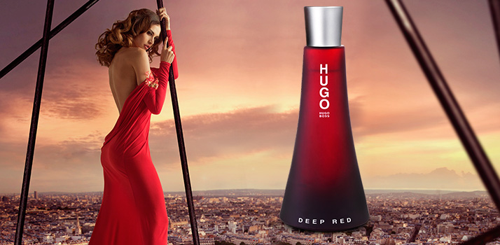 Hugo Boss Deep Red Review | notino.co.uk