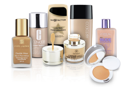 Make-up; Hauttyp;