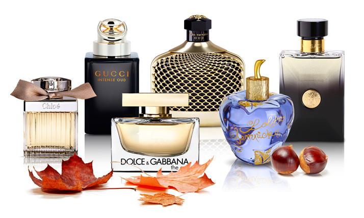 Perfumes de outono 2016