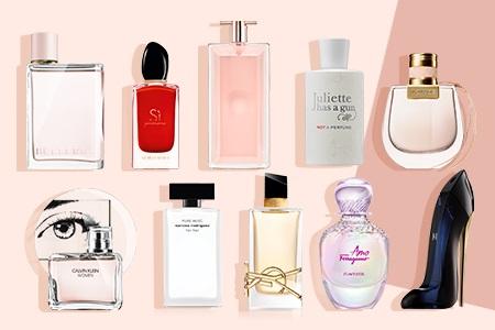Най-добрите дамски парфюми: топ 10 дамски парфюма