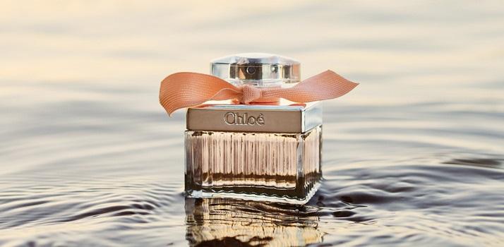 Új Chloé Rose Tangerine Eau de Toilette