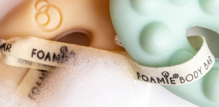 Foamie, mydlo s uškom, tuhý šampón, tuhé šampóny