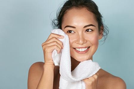 Eko trend: Odličovací ručníky, žínky a rukavice