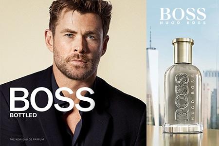 Boss Bottled: Buďte sám sebou