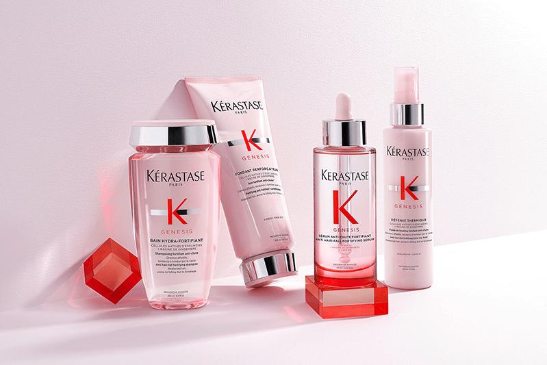 Kérastase Genesis: hajhullás elleni termékcsalád - értékelés