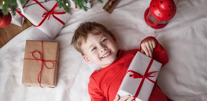 kinder-cadeautje