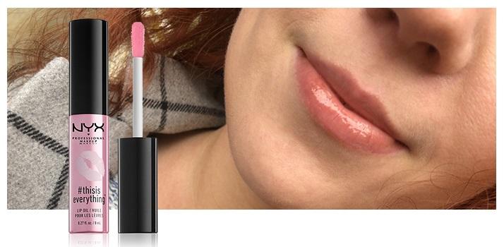 NYX Professional Makeup lipgloss recensie