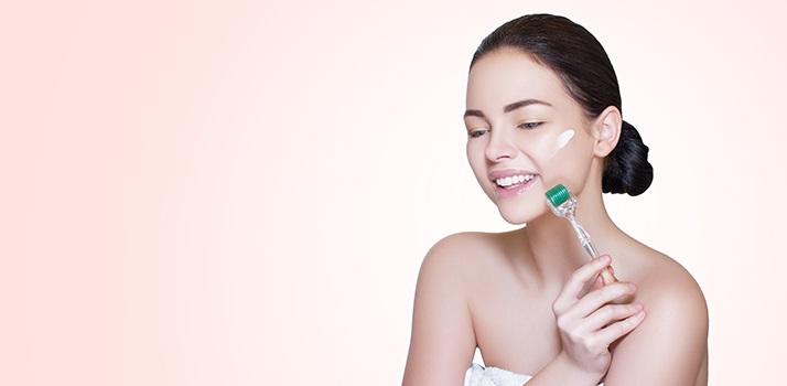 Mikrotűs kezelés a fiatalos arcért