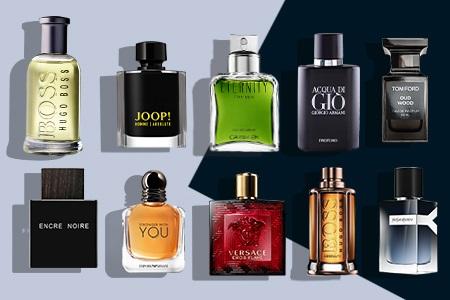 De beste parfums voor mannen: mannenparfums top 10
