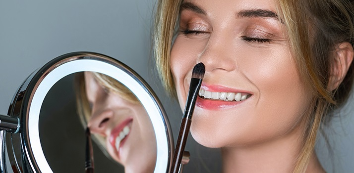 dekoratívna kozmetika, ako si správne vybrať dekoratívnu kozmetiku