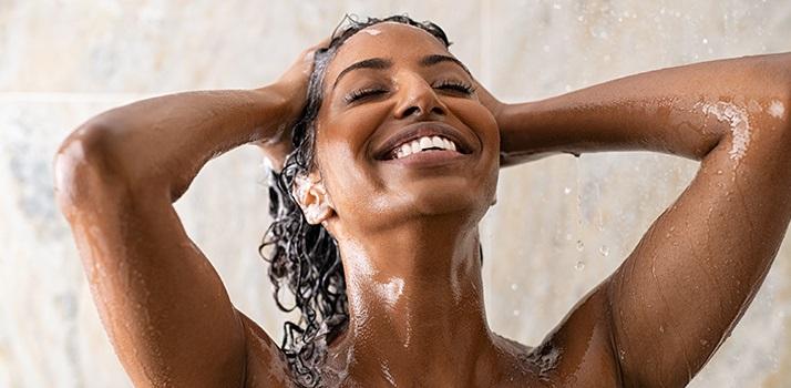 peeling na vlasy, umývanie vlasov, zdravé vlasy