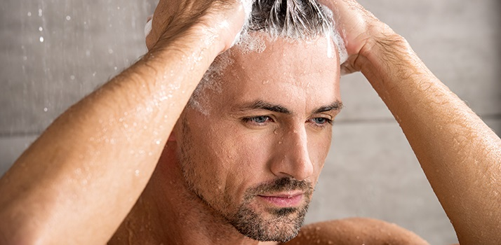 szampony dla mężczyzn
