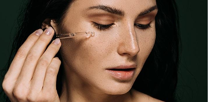 comment avoir un belle peau : routine visage