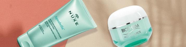 creme hydratante peau mixte