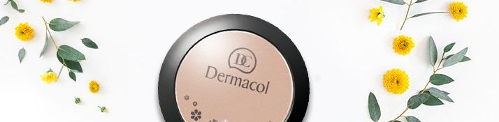 kompaktný minerálny púder Dermacol
