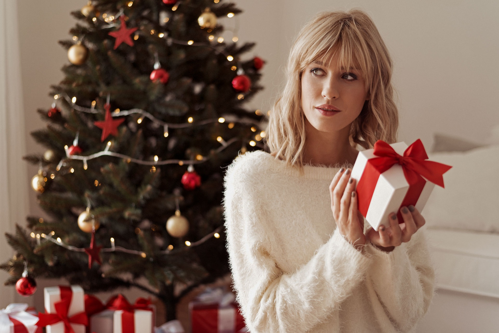 Nejlepší dárky pro ženy k Vánocům