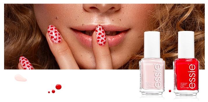 valentinstag-rosa-manikuere-essie-nagellack