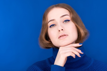 Farbe des Jahres 2020 ist: Klassisches Blau.