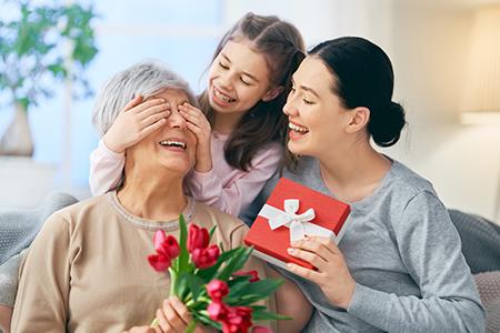 TOP 11: Tipps für Muttertagsgeschenke