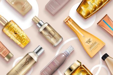 Arganöl und Keratin – die Wundermittel für schönes Haar!