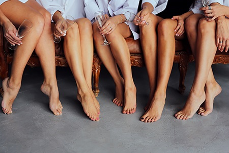 Perfekte Füße? So geht Pediküre zu Hause
