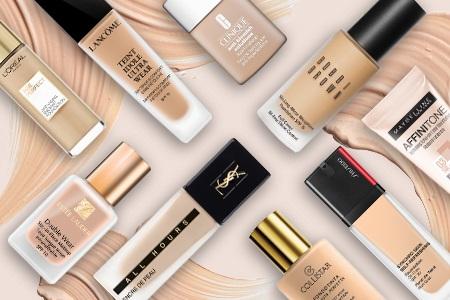 Die besten Make-up Foundations 2020
