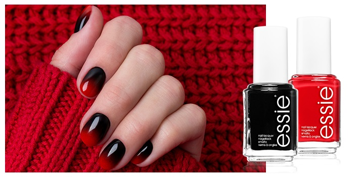 ombre-naegel-nagellack-essie-forever-yummy-licorice
