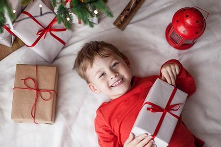 Os melhores presentes de Natal para as crianças