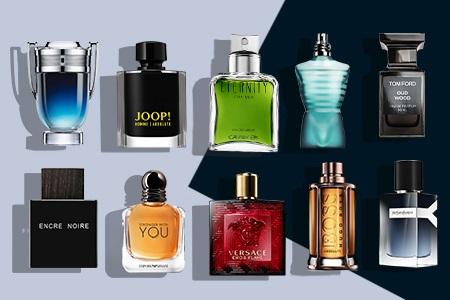 Top 10 perfumes masculinos