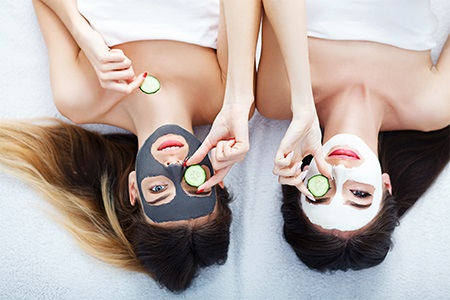 As melhores máscaras faciais: a descontração caseira
