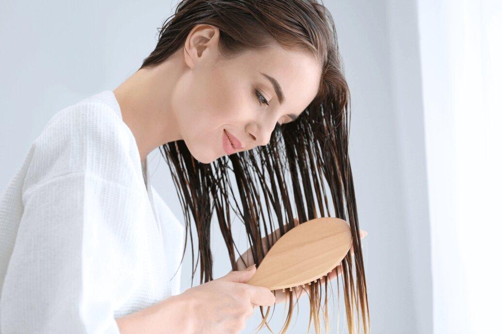Como cuidar do couro cabeludo seco