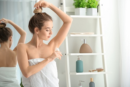 Deodoranti senza alluminio?