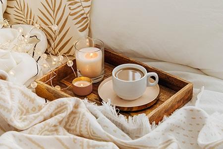 Candele naturali per rendere più piacevoli le lunghe serate invernali. Le conosci?
