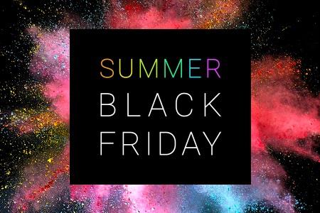 SUMMER BLACK FRIDAY: Cosa comprare nella più grande offerta dell'estate?