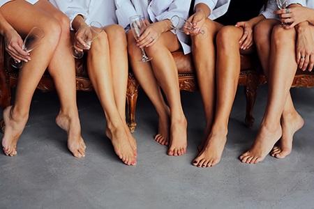 Πώς να αποκτήσετε όμορφα πόδια; Το πεντικιούρ στο σπίτι είναι η σίγουρη λύση