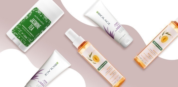 Vegan προϊόντα για τα μαλλιά