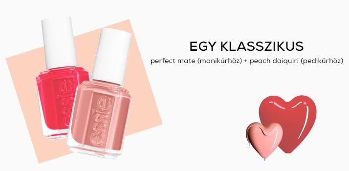 Klasszikus Essie körömlakk színek