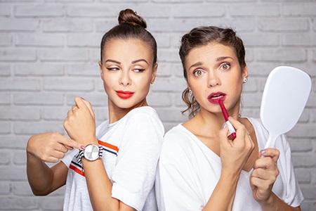 """3 """"make-up must haves"""" ak (práve) nestíhate"""