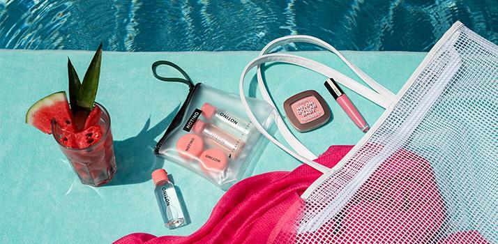 Utazó kozmetikum nyárra!
