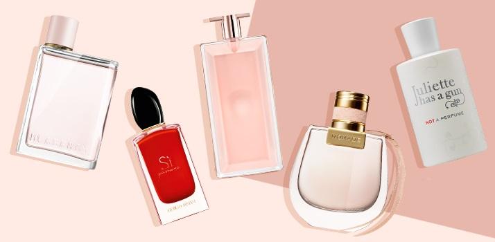 Top 10 női parfüm