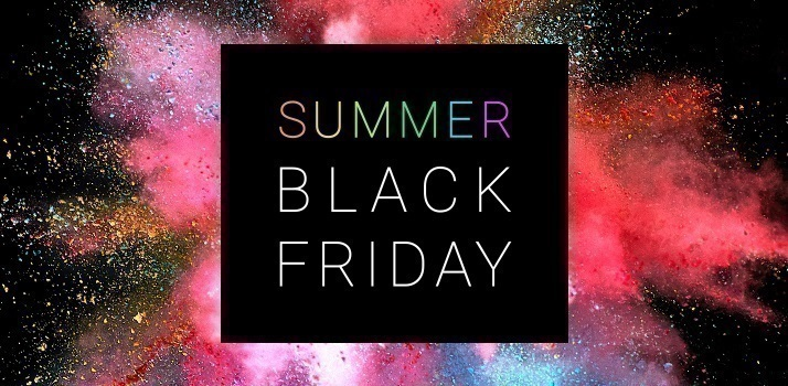 Black Friday notino, Summer black friday, Black Friday