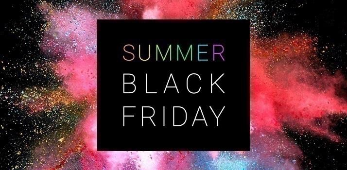 Black Friday notino, Summer black friday, Black Friday