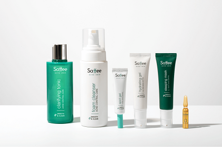 Saffee Acne Skin – pomočnik v boju z masknami
