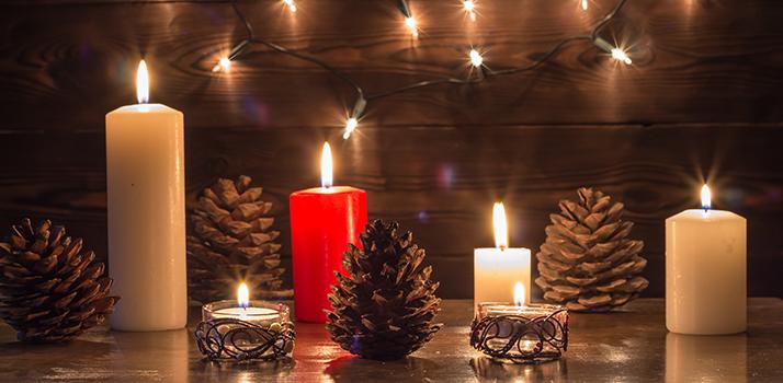 Dišeče sveče