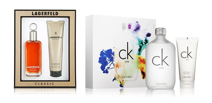 darčeková sada s parfémom