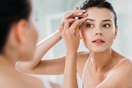 Trender 2020: Hur gör man snygga ögonbryn?