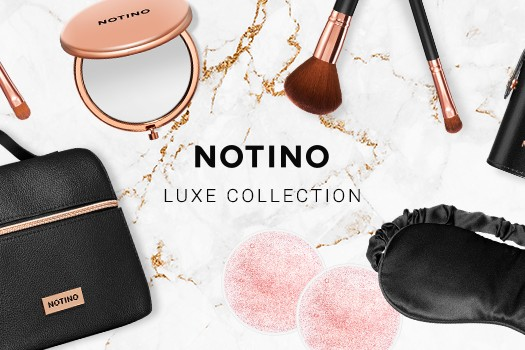 Notino beauty collections mean you will always have beauty within reach