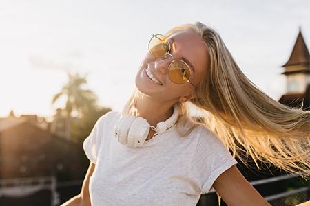 Ви знаєте, як захистити своє волосся від впливу сонця?